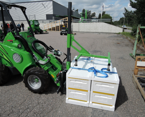 bienenstock-transport