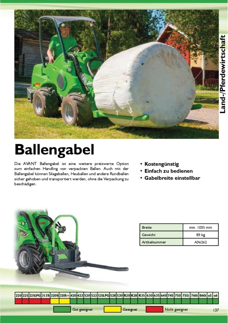 ballengabel