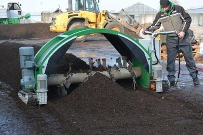 Kompostsystem