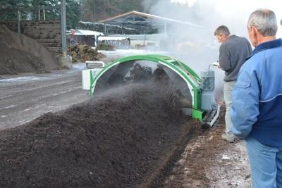 Kompostwender