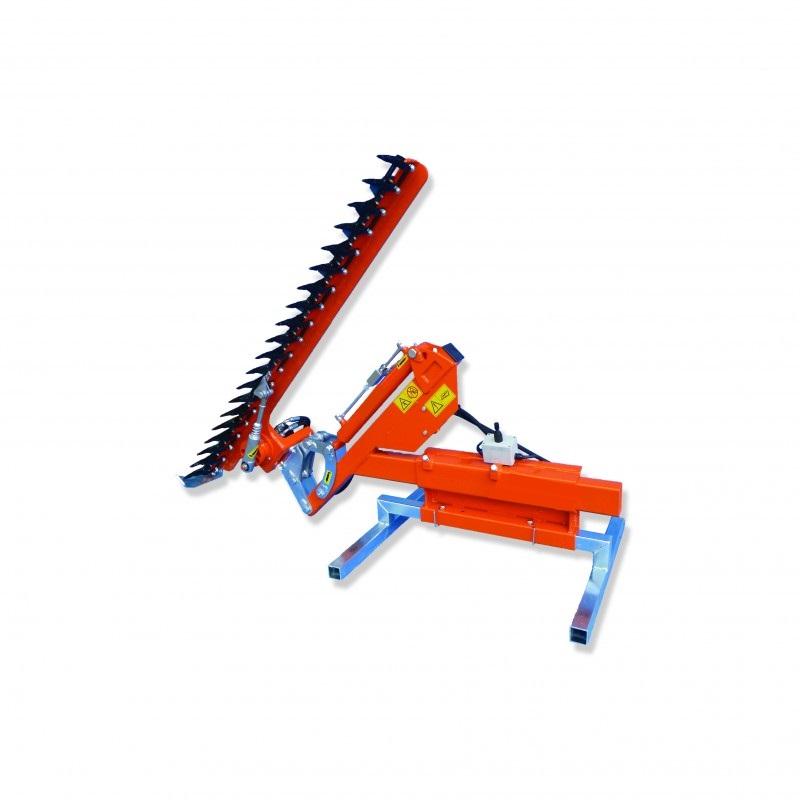 hydraulische-Heckenschere