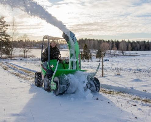 Schneefräse Rider
